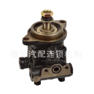 10PE1轉向液壓軸