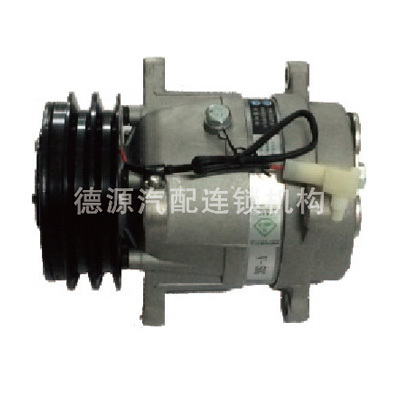 三一重工空调压缩泵